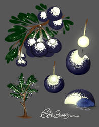 concept - GlowBerry by mr-tiaa