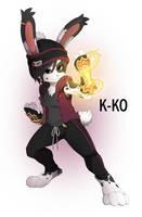 CM - K-Ko by mr-tiaa