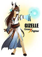 CM - Gizelle (remake) by mr-tiaa