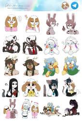 Chuvareu - Telegram Stickers by mr-tiaa