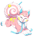 CM - sweet on pink