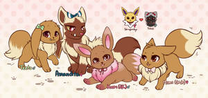 Jolteon n Pooch offspring! by mr-tiaa