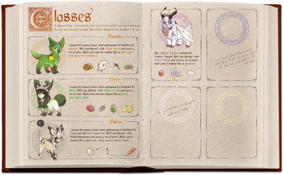 [Memory Keepers] Class Guide