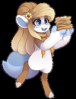 AT - pancakes