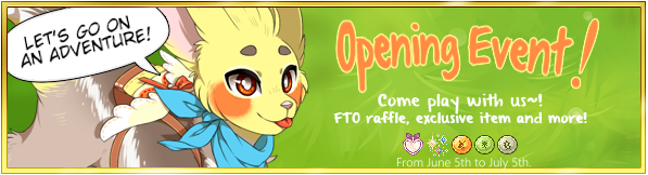 [Memory Keepers] Grand Opening Event - OPEN