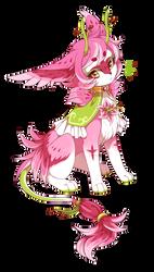 [MEMORY KEEPERS] Stargazer Lily - custom by mr-tiaa
