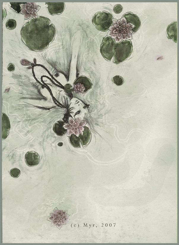 banyu by sorceressmyr