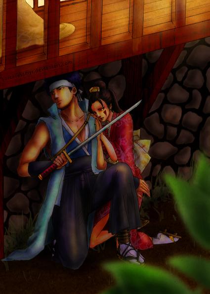 ShinoHana by sorceressmyr