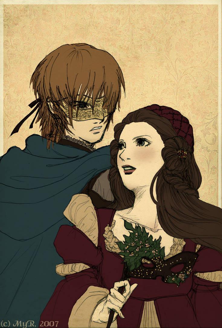 Romeo-Juliet : First Meeting