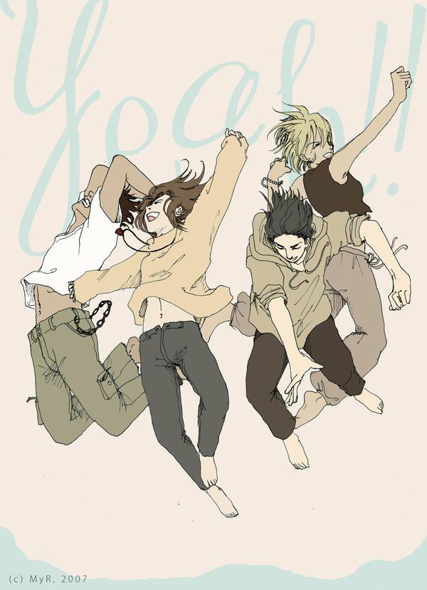 yeah, we jump