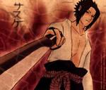 sasuke the avenger