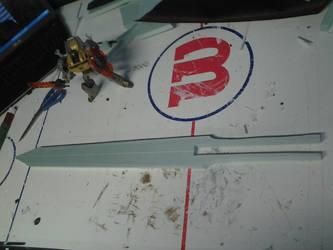 Asuna sword step 1