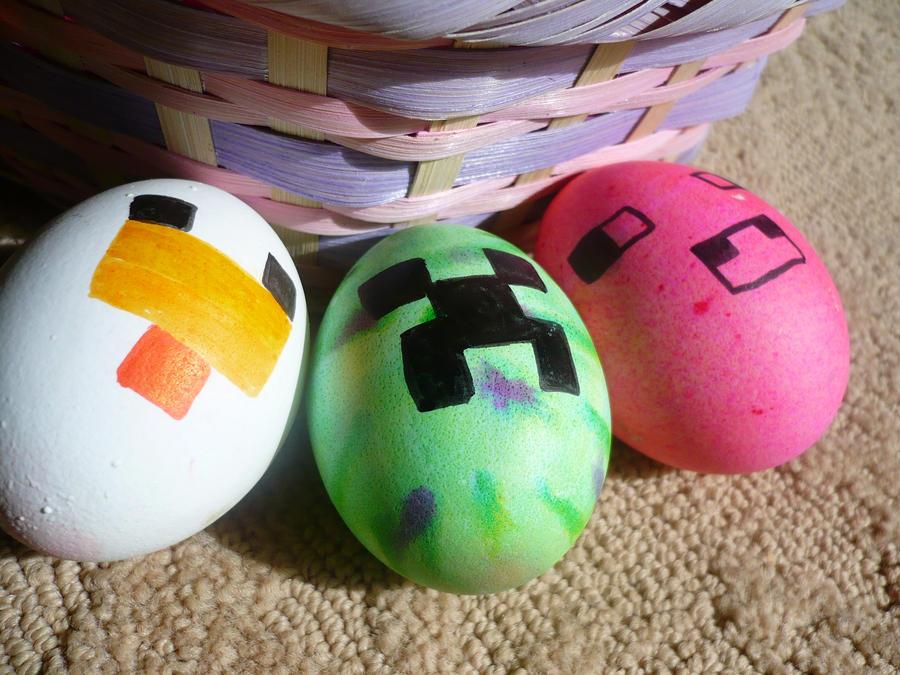 Как сделать фото на яйцах 548
