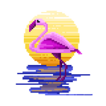 -Flamingo- by Acerbical