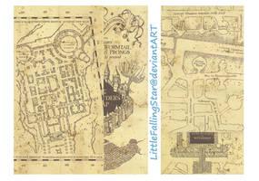 Marauders Map page 4 by LittleFallingStar