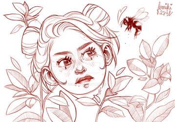 (SKETCH) BumbleBaybee