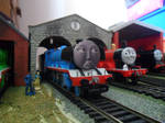 Gordon with Smoke-deflectors