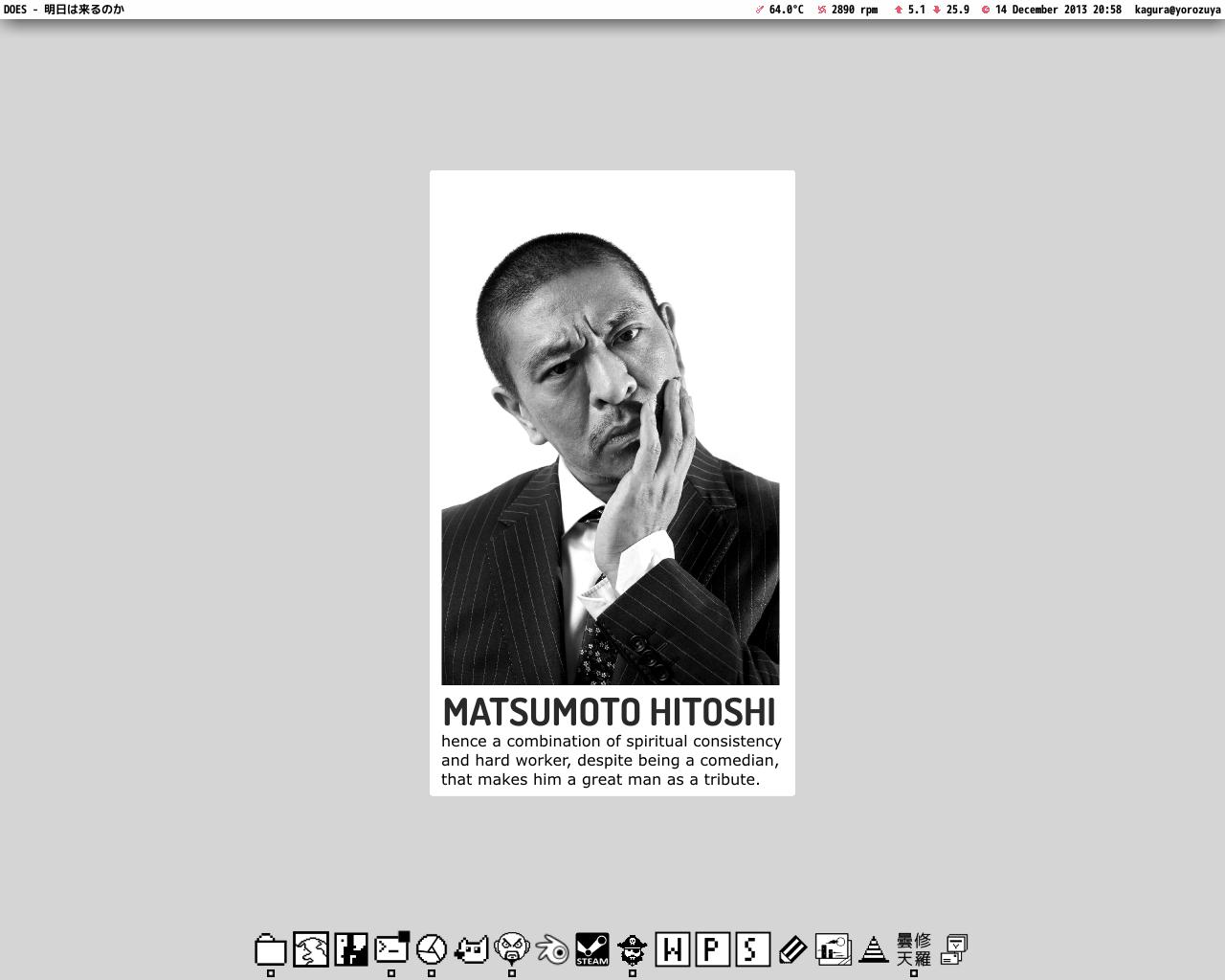 Matsumoto Hitoshi by rizal12345