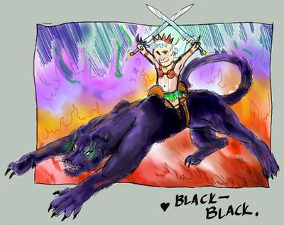 Black-Black's Profile Picture