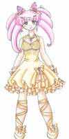 Evening Chibi-Usa by Boundbyribbon