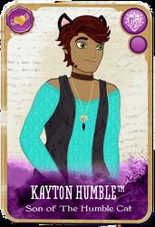 EAHOC - Kayton Humble Card