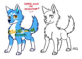 Wolf Base [F2U, read desc] by RenciAdopts