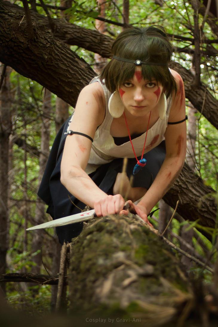 hunts woman by AGflower