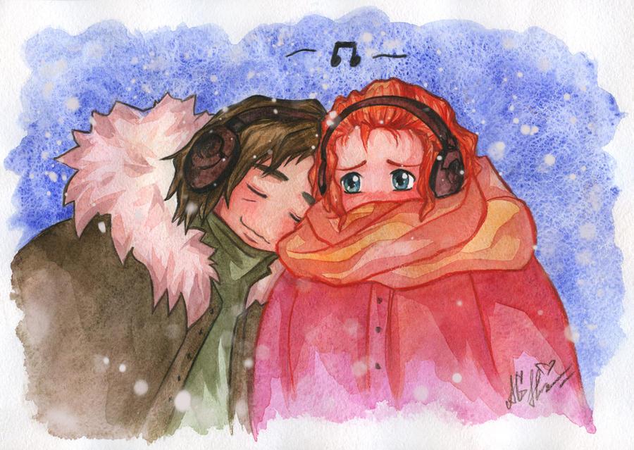 snow kawai by AGflower