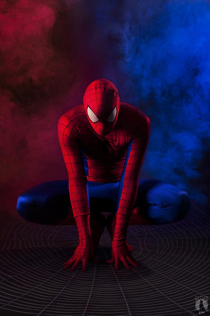 Spider's den by AGflower