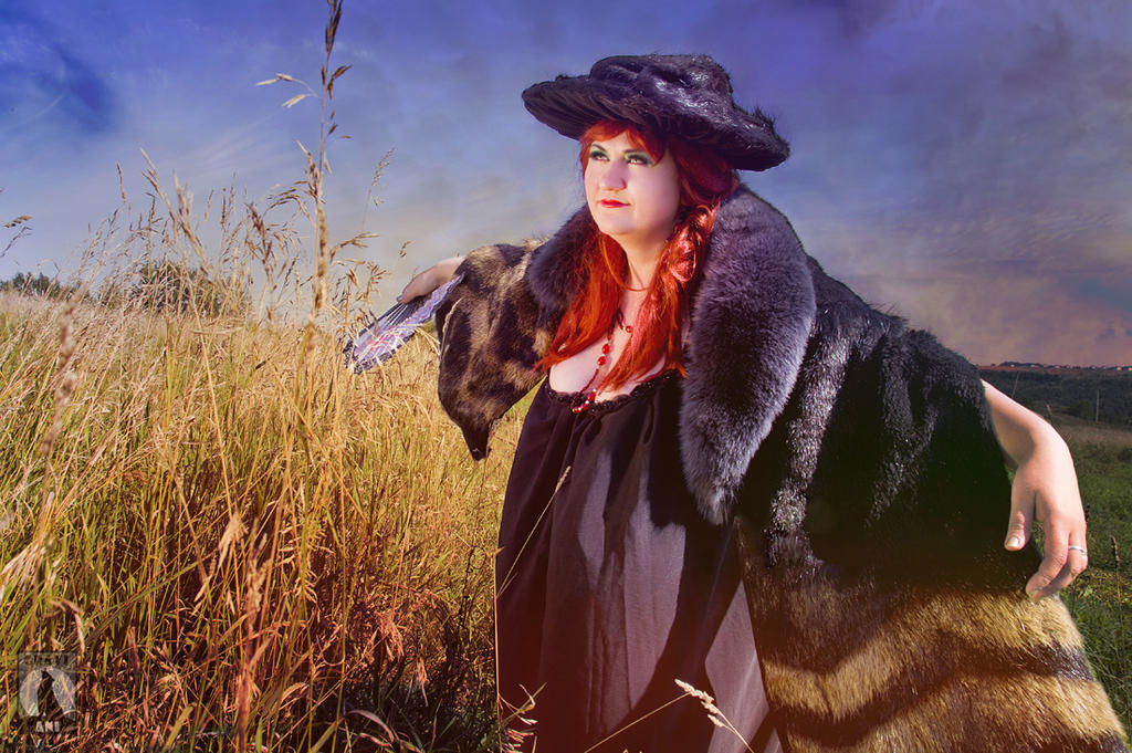 Witch of the Waste by AGflower