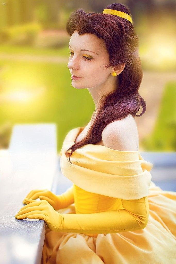 Belle by AGflower