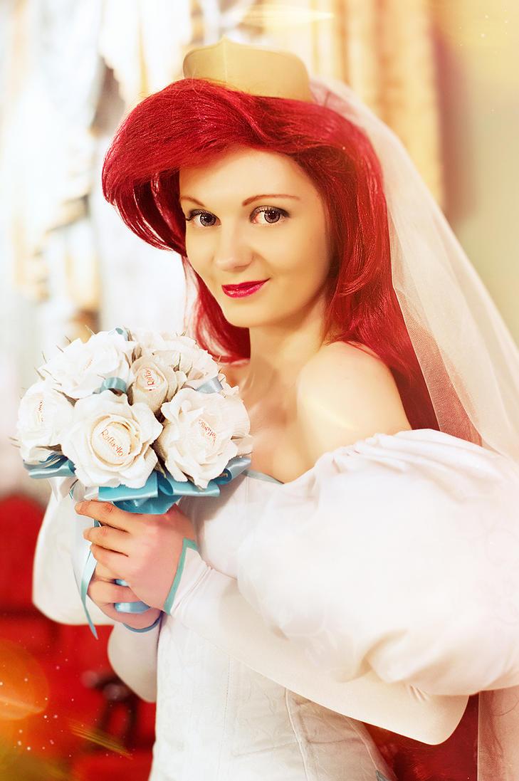 Ariel by AGflower
