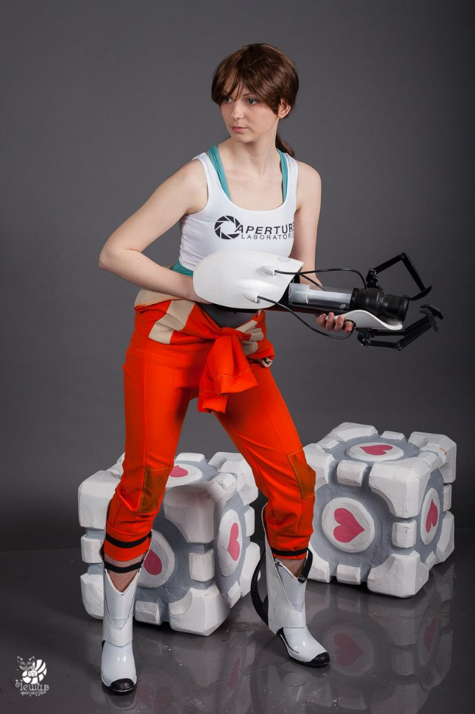 Chell by AGflower