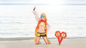 Rikku Final Fantasy X-2 Cosplay