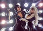 CatWoman DC Comics Black Cat Marvel