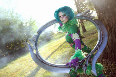 Tira SoulCalibur Cosplay by AGflower