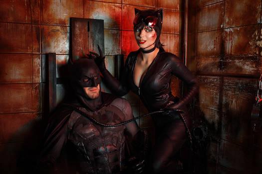 CatWoman Batman DC Comics Cosplay