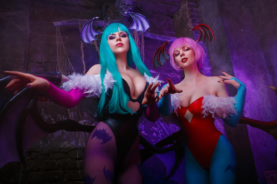 Darkstalkers Lilith Capcom Cosplay