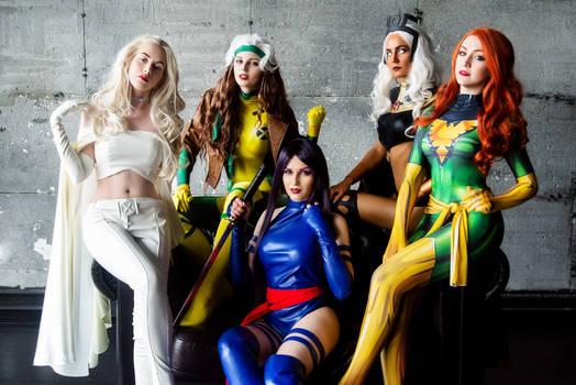 Rogue Cosplay X men Marvel