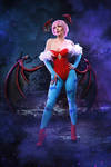 Darkstalkers Lilith Capcom Cosplay