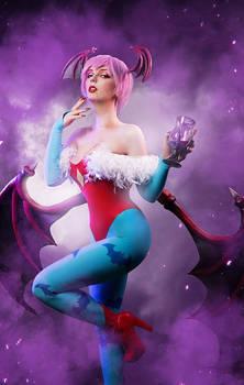Darkstalkers Lilith Capcom