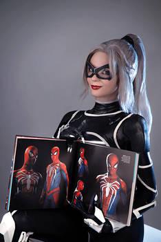Black Cat Marvel Spider Man Comics