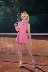 Princess Peach Mario Cosplay Nintendo