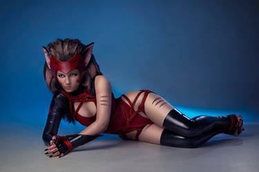 Catra She-Ra and The Princesses of Power Cosplay