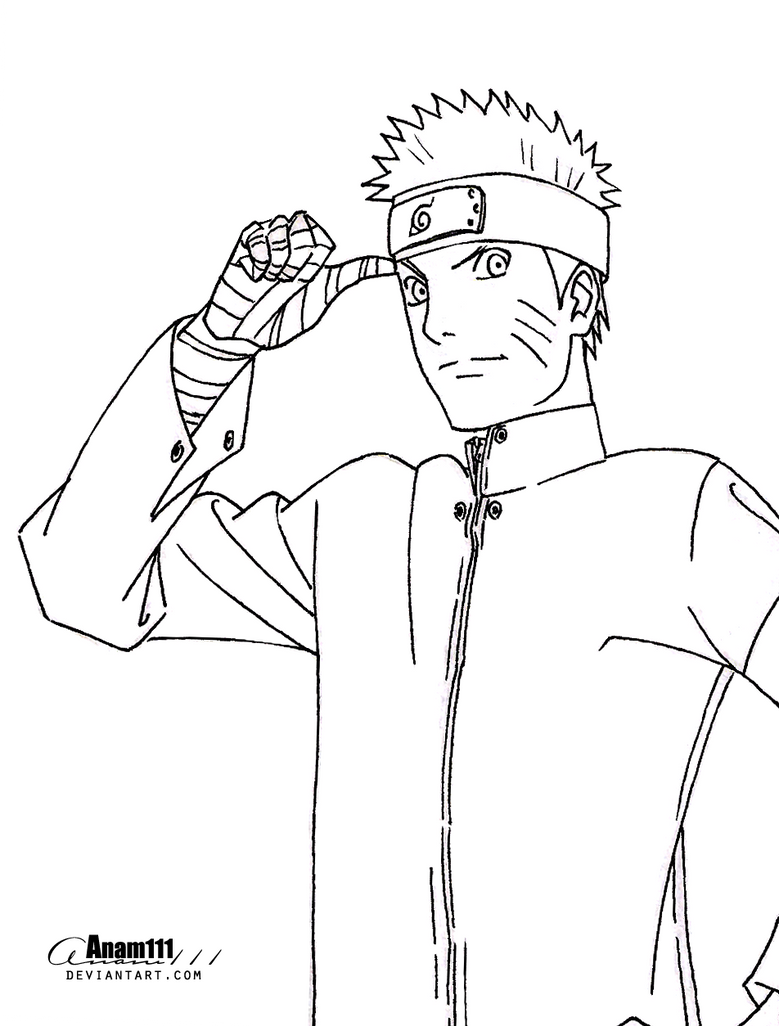 Naruto the last by Anam111