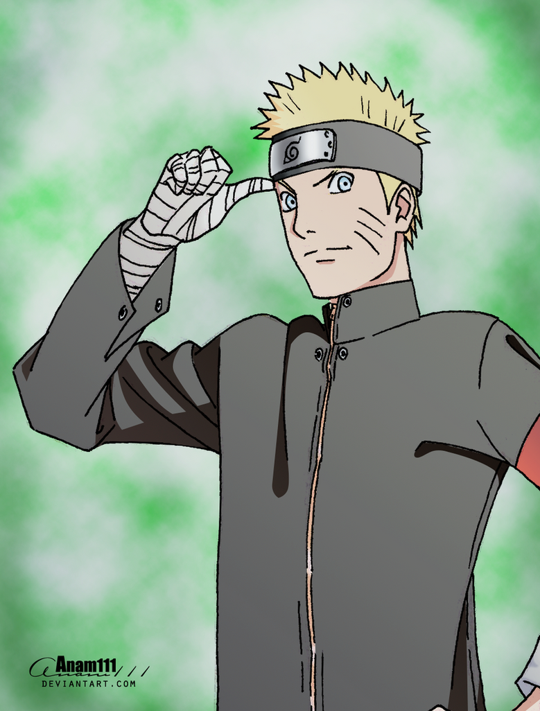 Naruto the last part 2 by Anam111