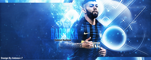 Barbosa / Footy Sig ( Back to designs ) by Antonov-7