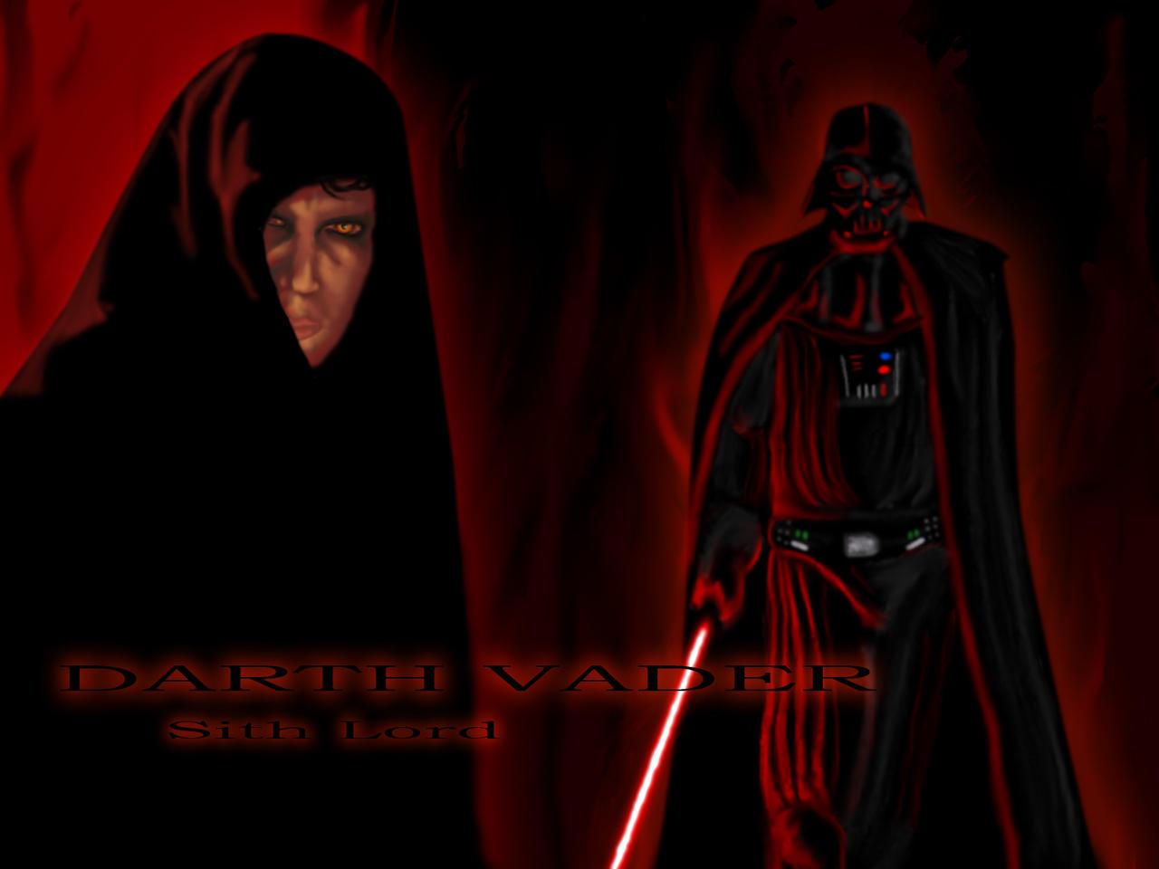 Darth Vader - Sith Lord by abovocipher on DeviantArt