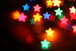 Bokeh Stars by 4otomax