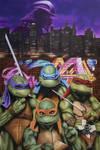 Turtle Power by ArtNinjaTX
